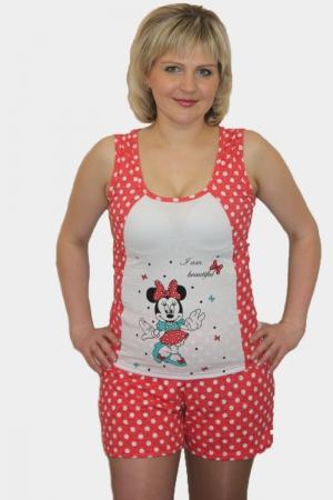 Пижама женская П651.1