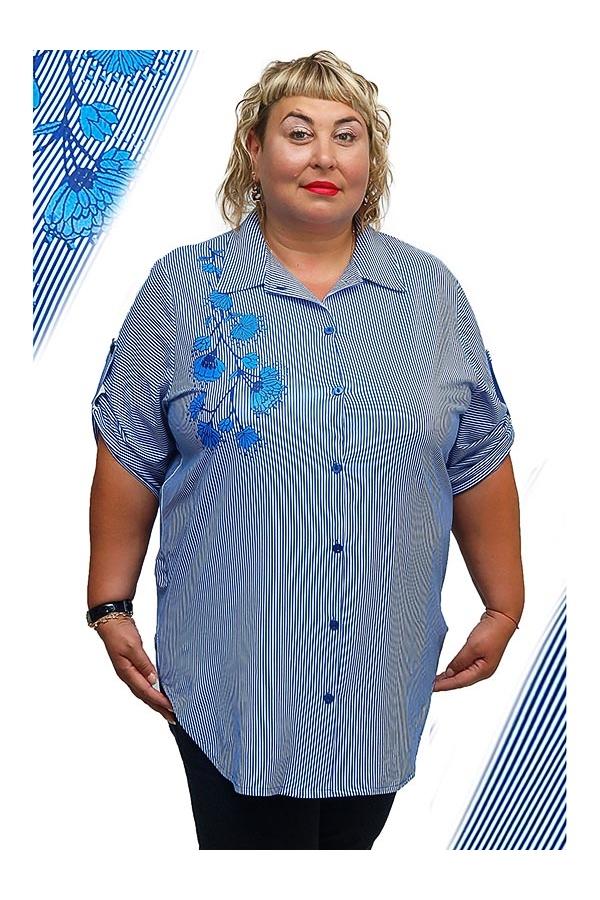 Рубашка женская Симона 2101