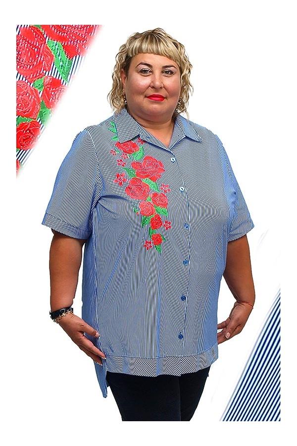 Рубашка женская Сюзанна 2102