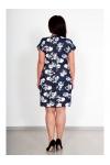 Платье Флок 3924