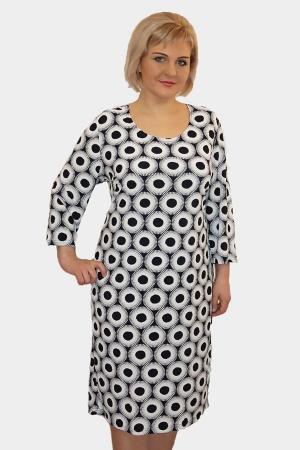 Платье женское П565.2 масло