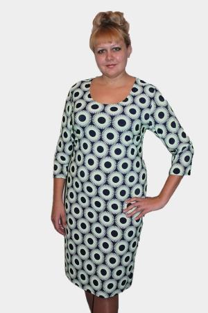 Платье женское П565 масло