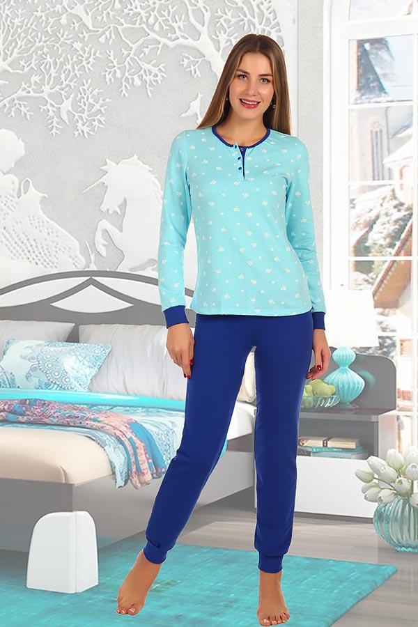 Пижама Голубая лагуна